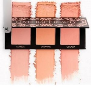 LOVECRAFT BEAUTY BLUSH PALLETTE